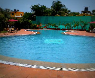 La Calypso Goa Swimmming Pool