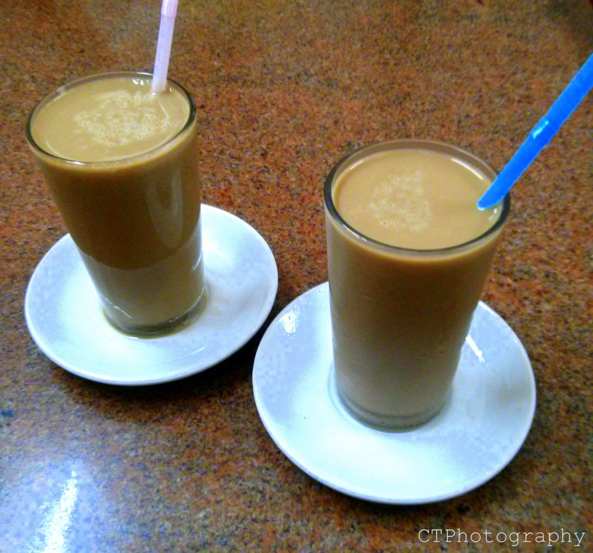 cold coffee at indian coffee house