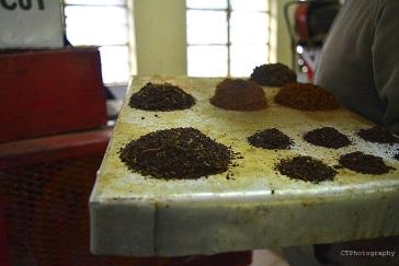 different teas tea museum munnar