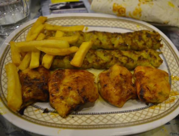Ostadi Kebabs